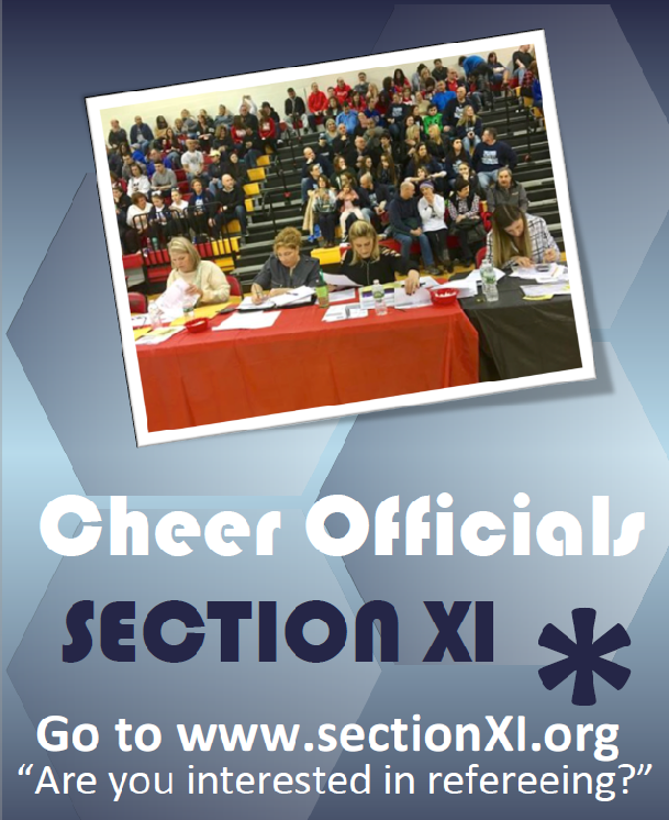 Section XI Cheerleading Championships
